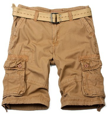 Cargo Shorts - FASHION JEWELLERY