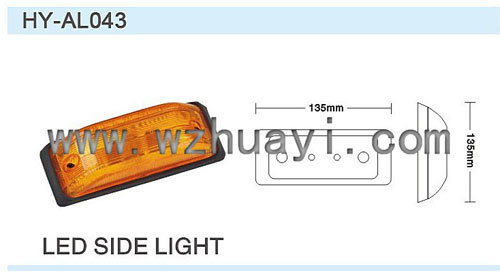Auto LED Side Light