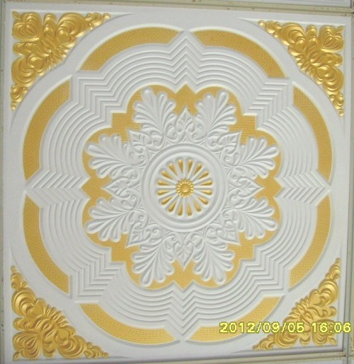 Painted Gypsum Board : China mm painted gypsum ceiling board
