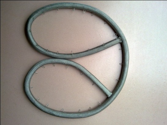 China high temperature clip gasket oven