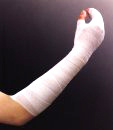 First Aid Conforming Bandage for Medical Supply or Wound Care