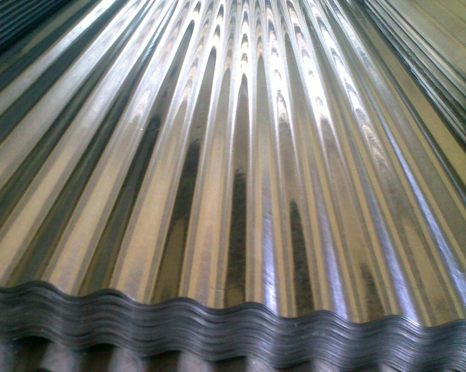 China Hot Dipped Galvanized Corrugated Roofing Sheet