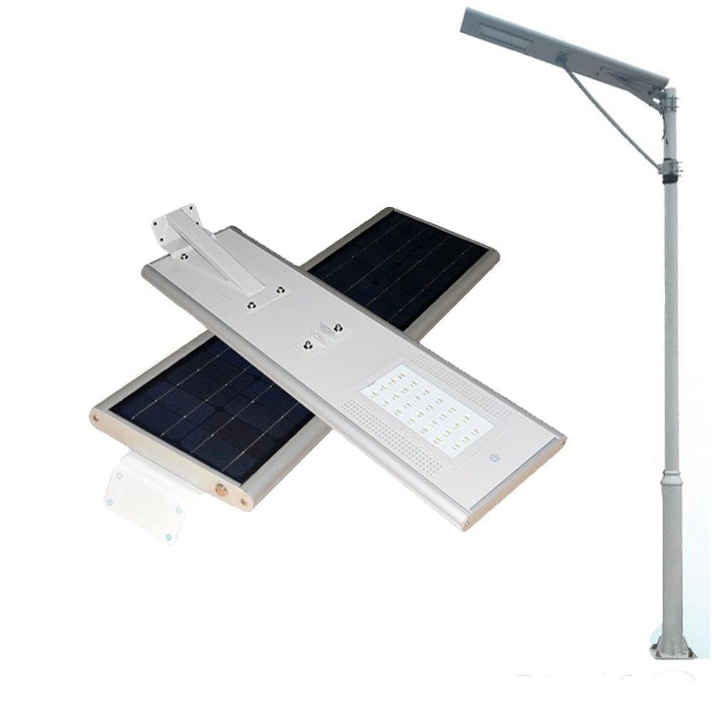 Waterproof Outdoor 30W All in One LED Solar Street Lights