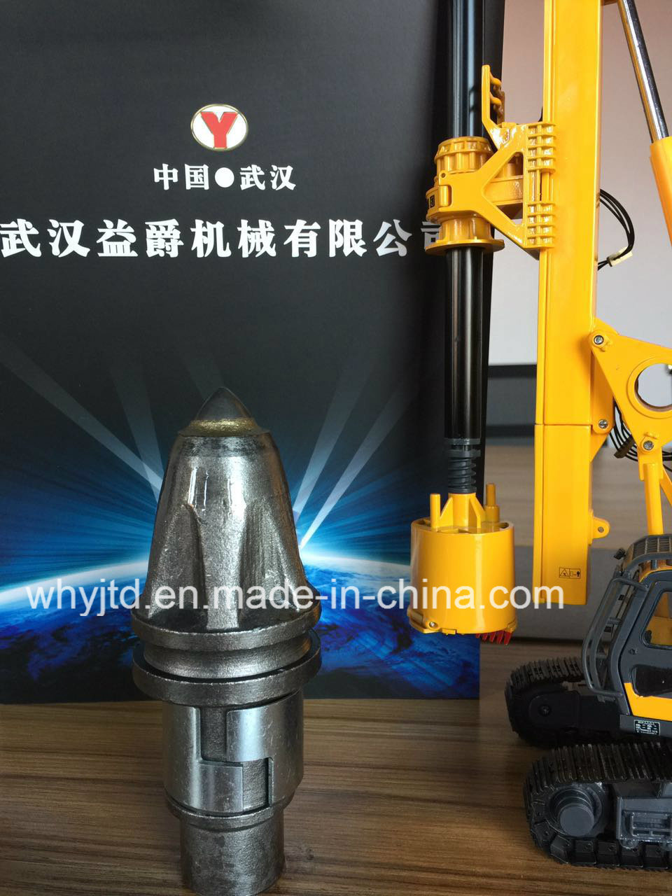3k High Quality Excavator Spare Parts for Drill Bits