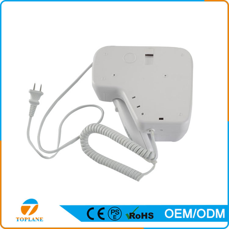 Durable Hotel Electric Wall Mounted Hair Dryer