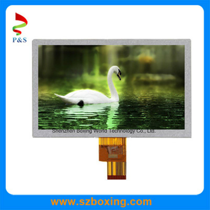 IPS 8-Inch TFT LCD Touch Screen with 1024*768p, Lvds
