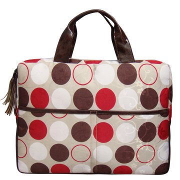 Lady Messenger Bags, Briefcase, Handbags with Laptop Compartment Bag