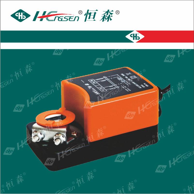 D Q F- F a Damper Actuator 5 Nm HVAC (air application) Modulating Control Damper Actuator on-off Control Damper Actuator Used in Air Condtioning System