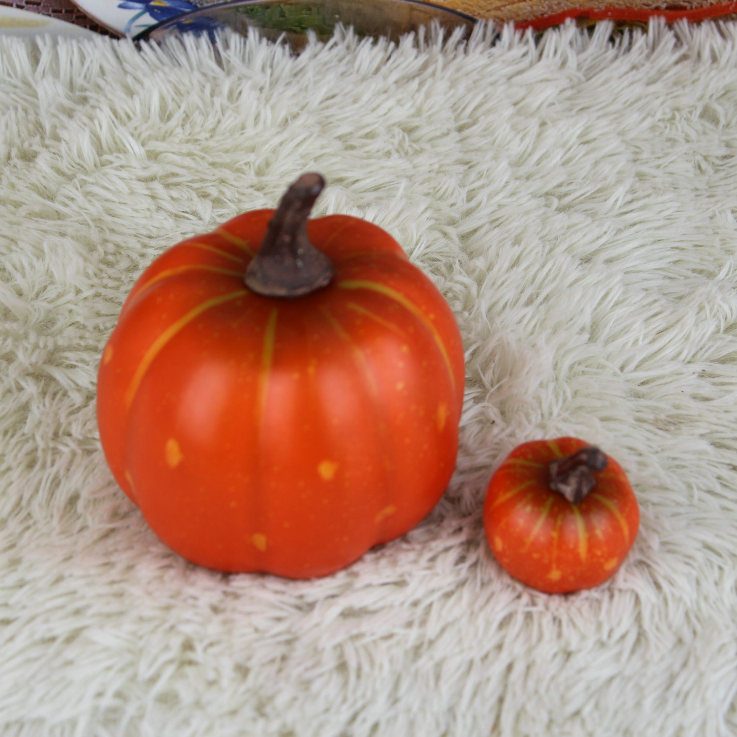 Christmas Tree Pumpkin Artificial Fruit