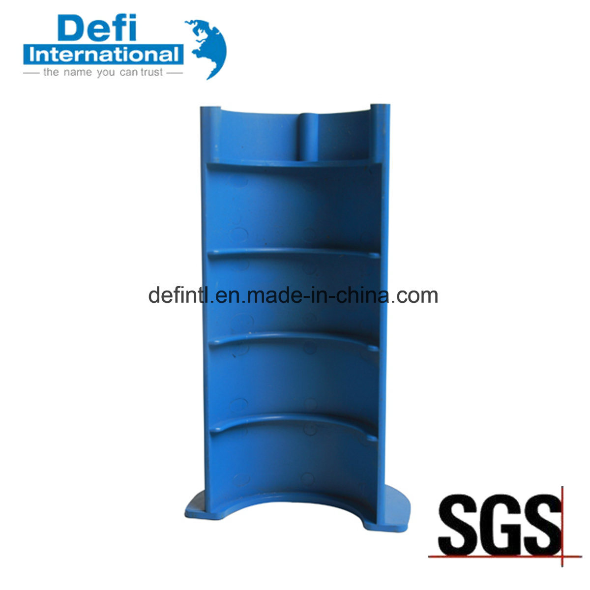 Plastic Corrugated Tube Single Sheath for Armoured Car