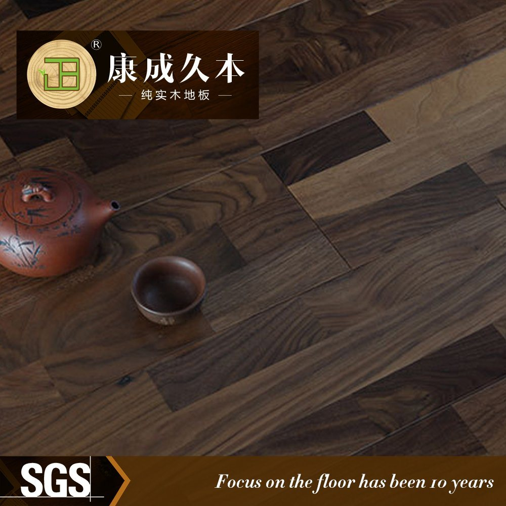 Natural Anti Abrasion Wood Parquet/Laminate Flooring