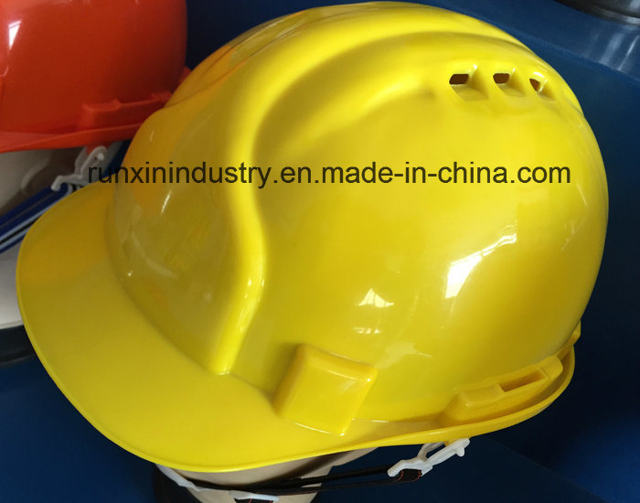 Jsp Type Safety Helmet with Ventilation