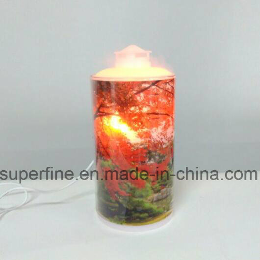 New Projecting Landscape Design Ultrasonic Portable Electric Aroma Diffuser with Remote