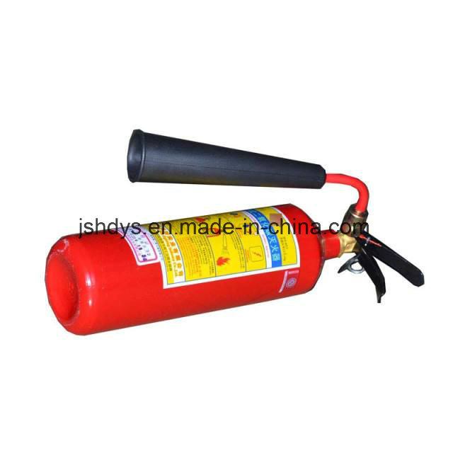 2kg Cylinder of Fire Extinguisher Can Filling CO2 with Ce Certification