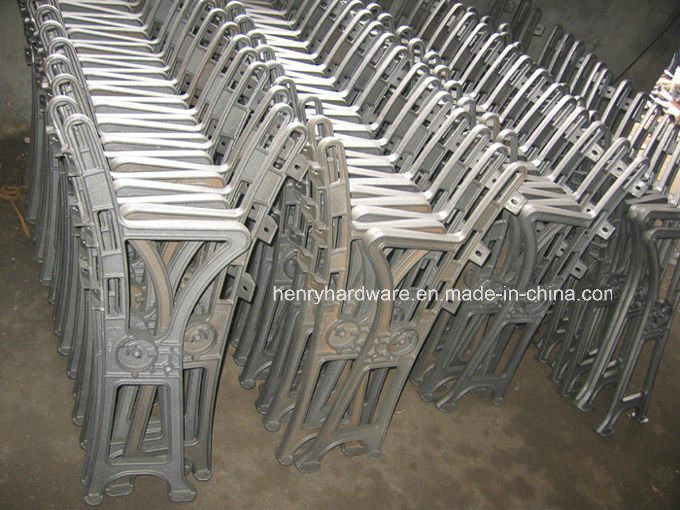 Cast Iron Leg for Park Bench or Garden Chair
