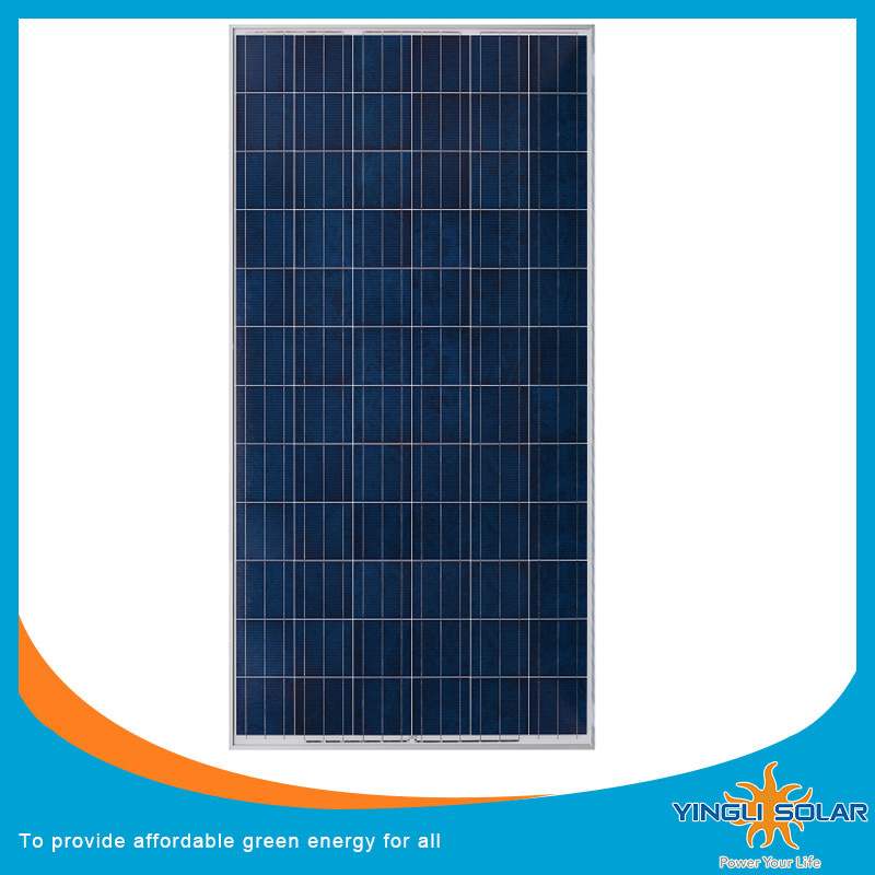 250W High Efficiency Poly Crystalline Solar Panel