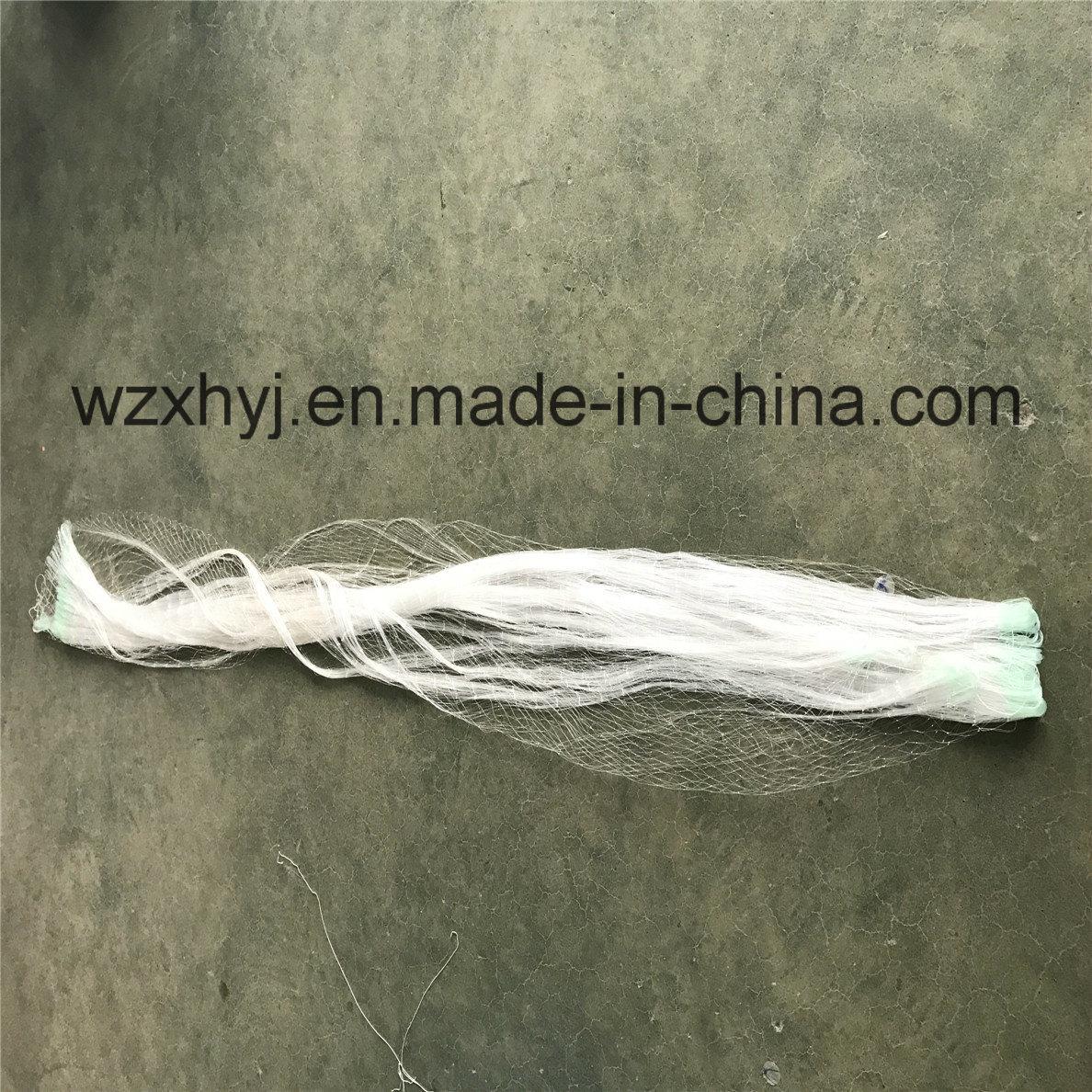 0.30mm X 40mmsq X 25MD X 100m Nylon Monofilament Fishing Nets