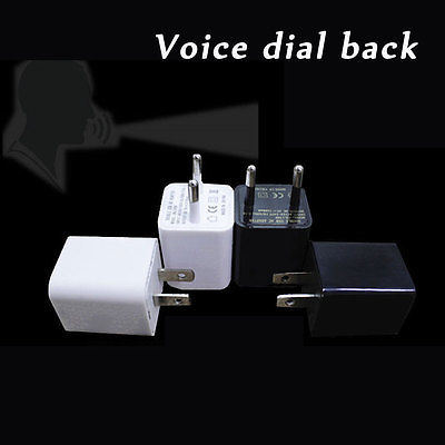 Mini SIM Card GSM Bug Audio Monitoring Security Alarm