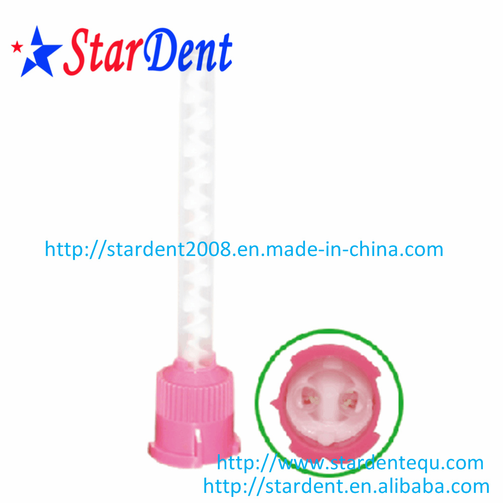 Dental High Quality Disposable Mixing Tips of Lab Hosptial Medical Surgical Diagnostic Equipment