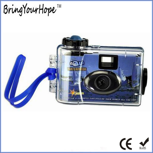 Waterproof Disposable 35mm Film Roll Camera (XH-DC-002)
