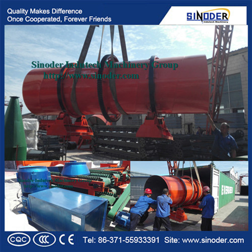 Types of Organic Manure Fertilizer Production Equipment