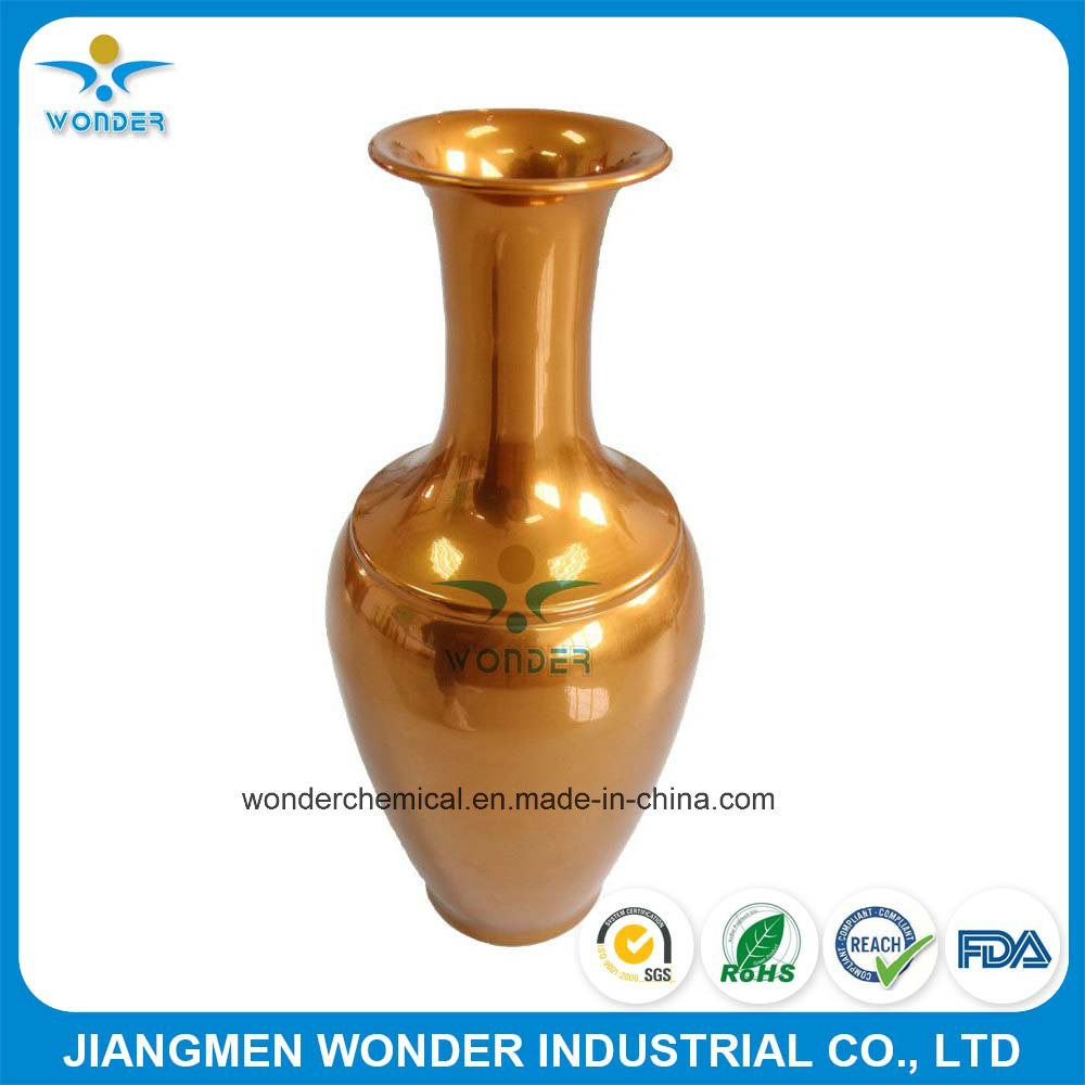 Mirror Chrome Gold Effect Replace Electroplating Powder Coating