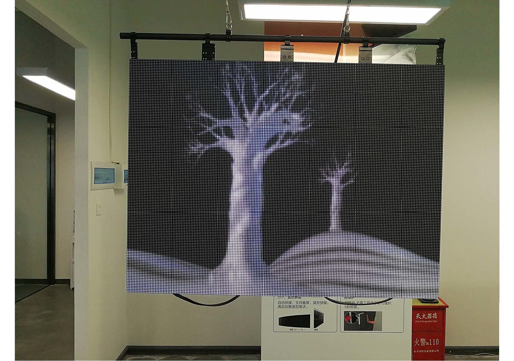 Tesla New Design LED Screen for Rental, Media, Event Advertising