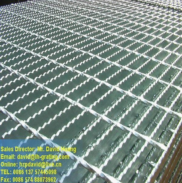 Galvanized Steel Standard Grating Floor