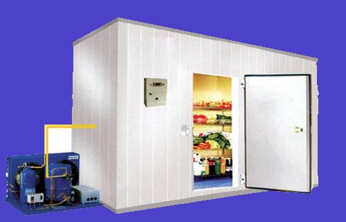 Cold Room Cooler with Dl, Dd, DJ Evaporator