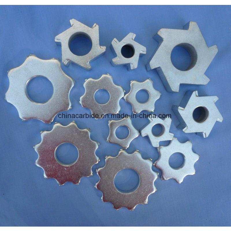 Carbide Flails for Scarifier Machines