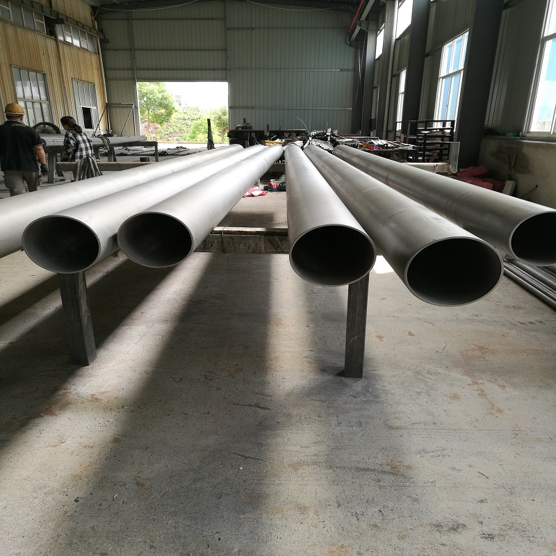 TP304, &Tp316L Seamless Stainless Steel Tube for Fluid&Gas Transporting