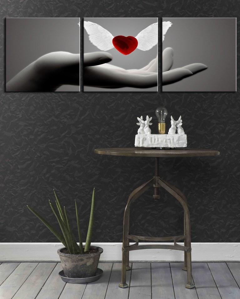 Wholesaler High Resolution Custom Canvas Art Prints for Wall Decoration