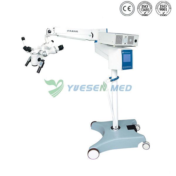 Yslzl21 Hospital Best Model Multi-Function Ent Operation Microscope