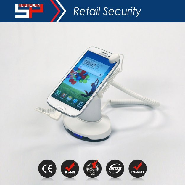 Security Phone Display Stand Anti-Theft Alarm Mobile Phone Pedestal Sp2102