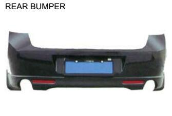 Auto Grille/ Auto Car Bumper/ Car Auto Lamp/ Auto Bumper/ LED Lamp