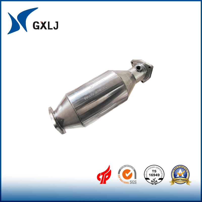 Direct Fit Catalytic Converter Auto Parts