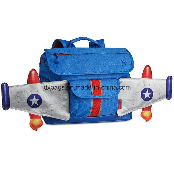 Spaceship Wing Backpack