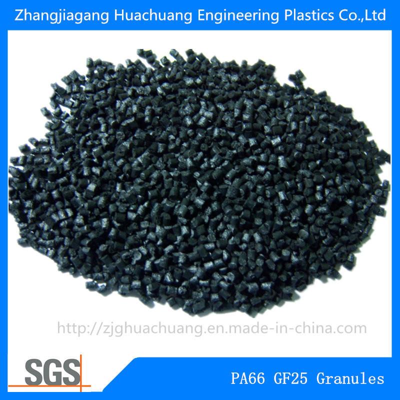 Engineering Plastics Virgin Nylon PA66 25% Glass Fiber