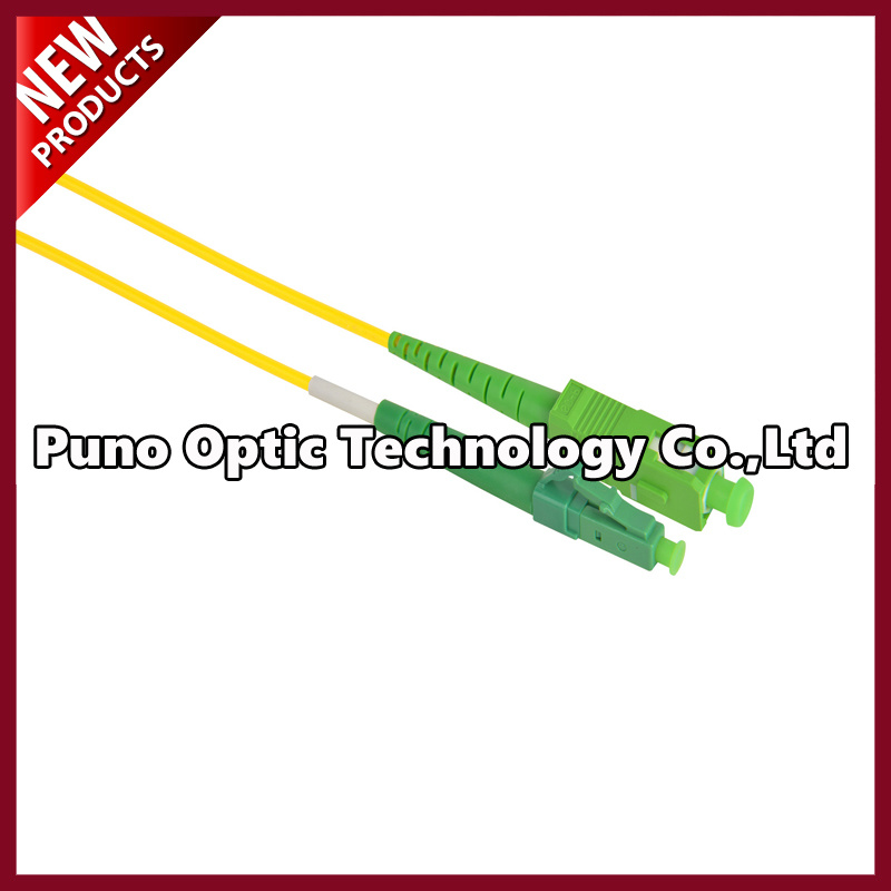 3.0mm LC-Sc Singlemode Fiber Optical Cable