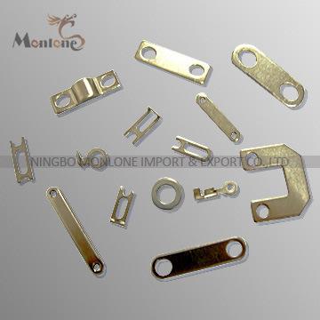 Metal Stamping Parts & Meter Spare Parts