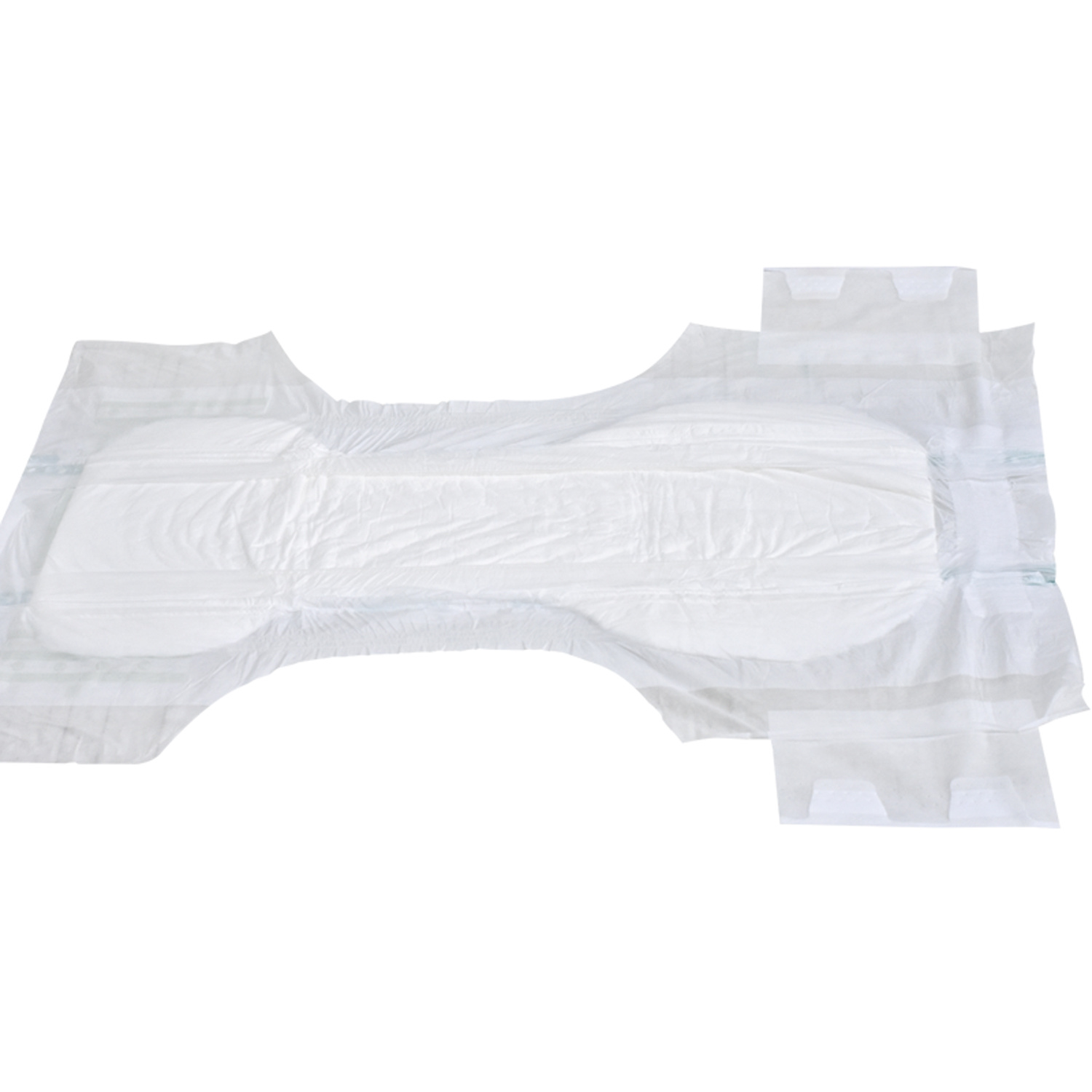 Manufacturer OEM Disposable Nappy Magic Tape Adult Diaper