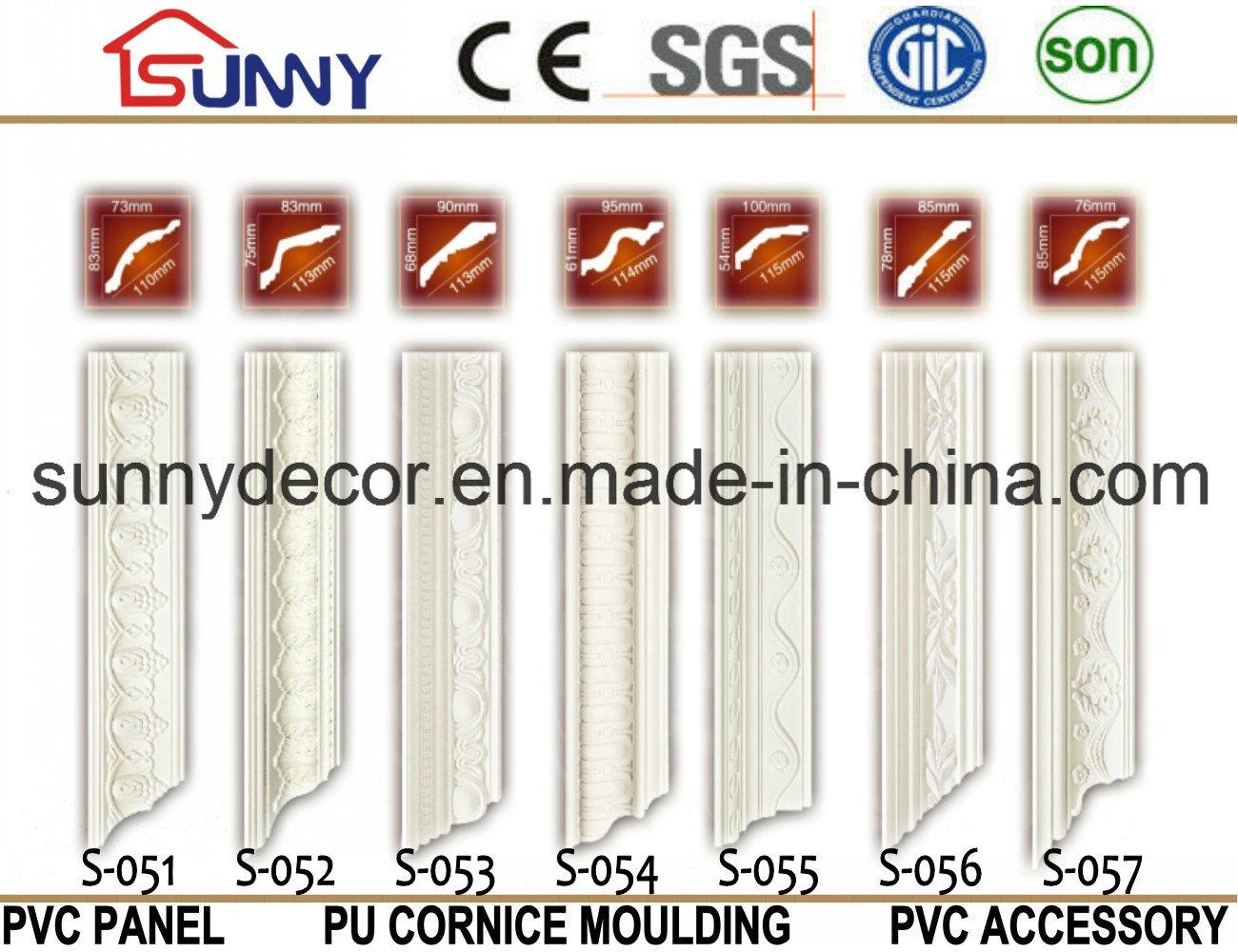 South Africa Hot Selling PU Cornice PU Moulding