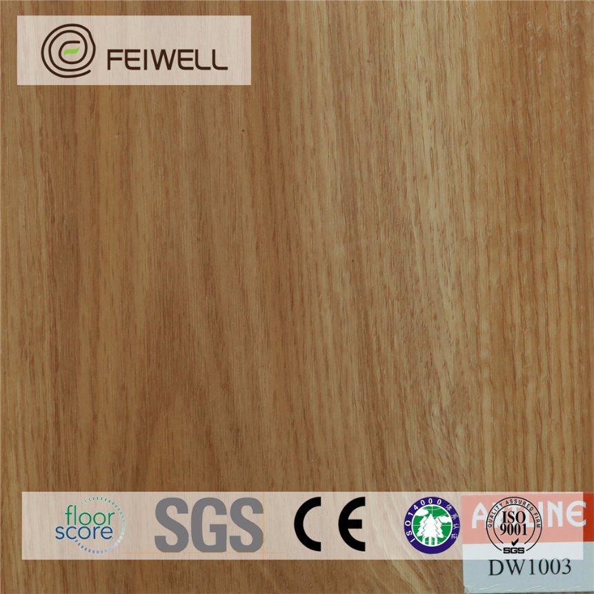 The Cheapest Household Unilin Click PVC Vinyl Floor Tile Like Wood