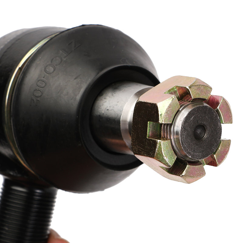 Ball Joint Assemblies (Thread Outside) for Power Cylinder of SINOTRUCK STR Heavy-Duty Trucks.