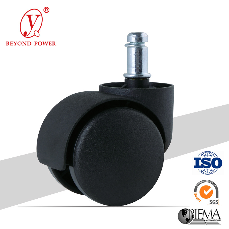 50mm Office Chair Wheel Castors Mini Casters Furniture Spare Parts From Castor Wheel Factory Chair Caster