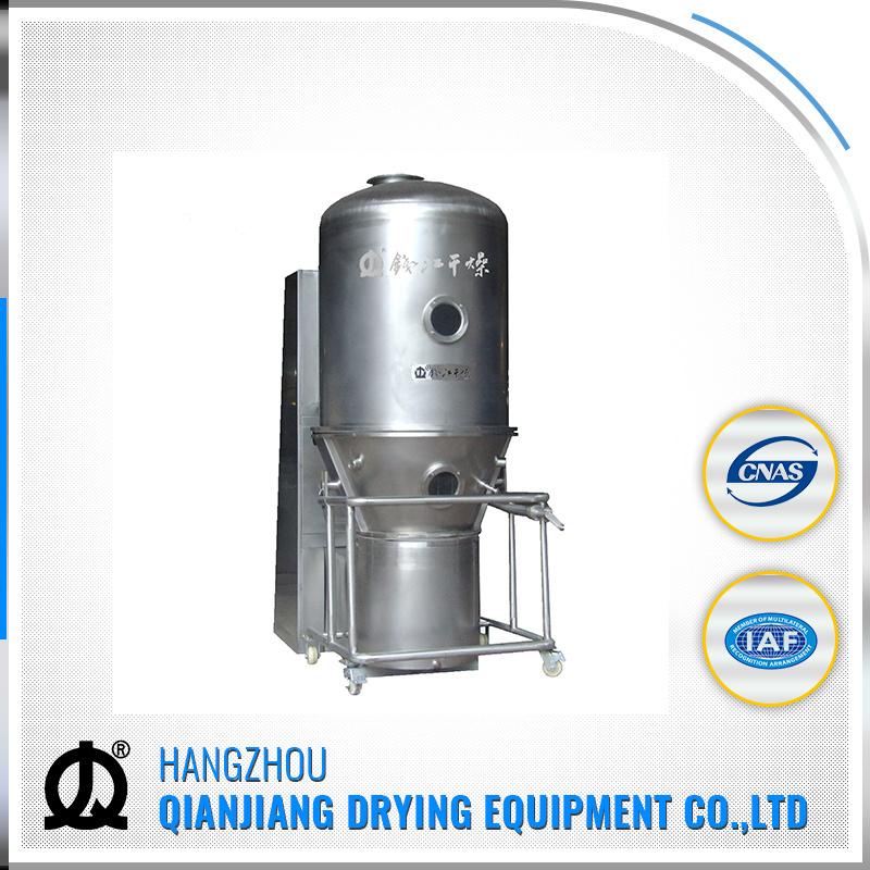 High Efficiency Boiling Granulator Drying Machine