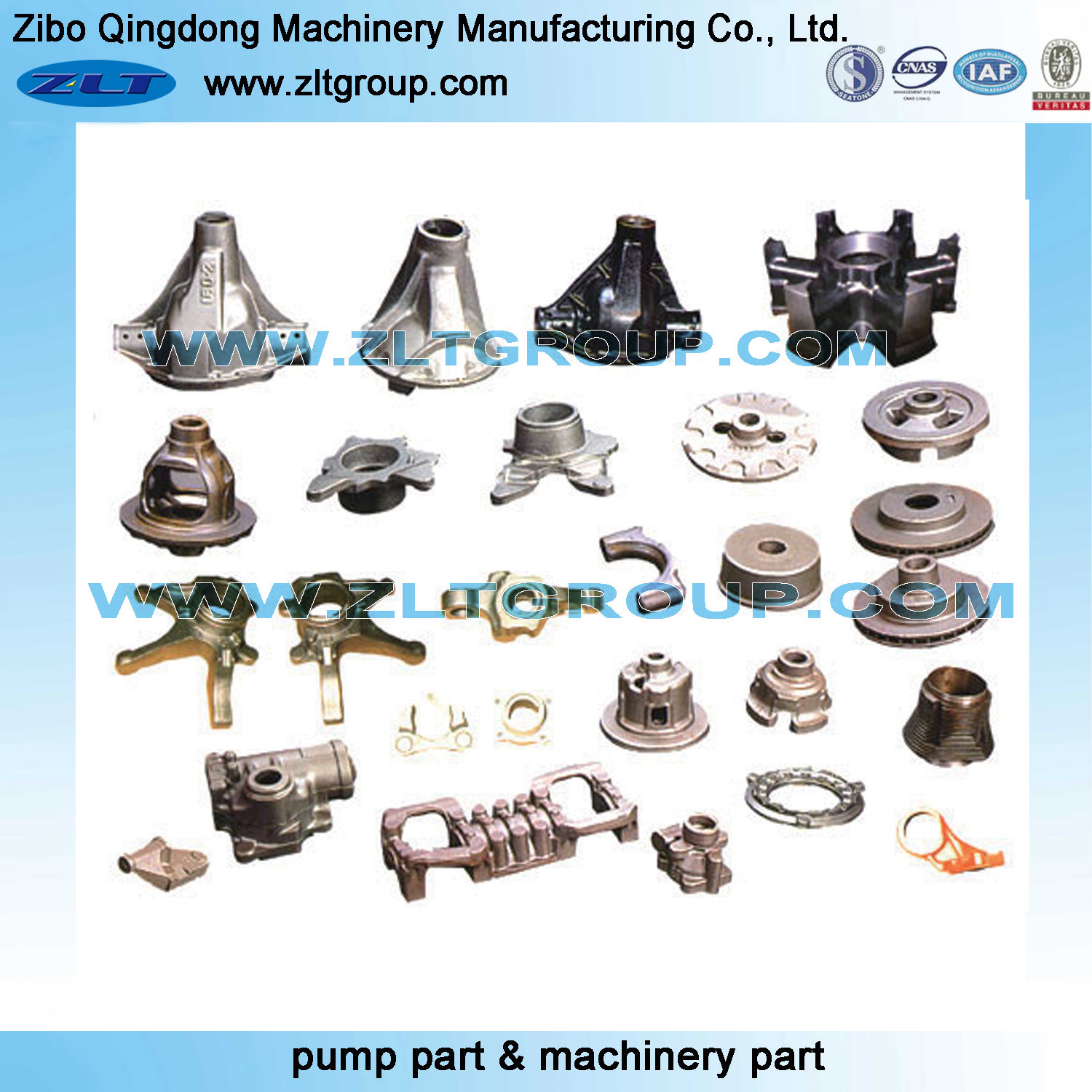 High Quality OEM Stainless Steel Casting/Lost Wax Casting/ Investment Castings
