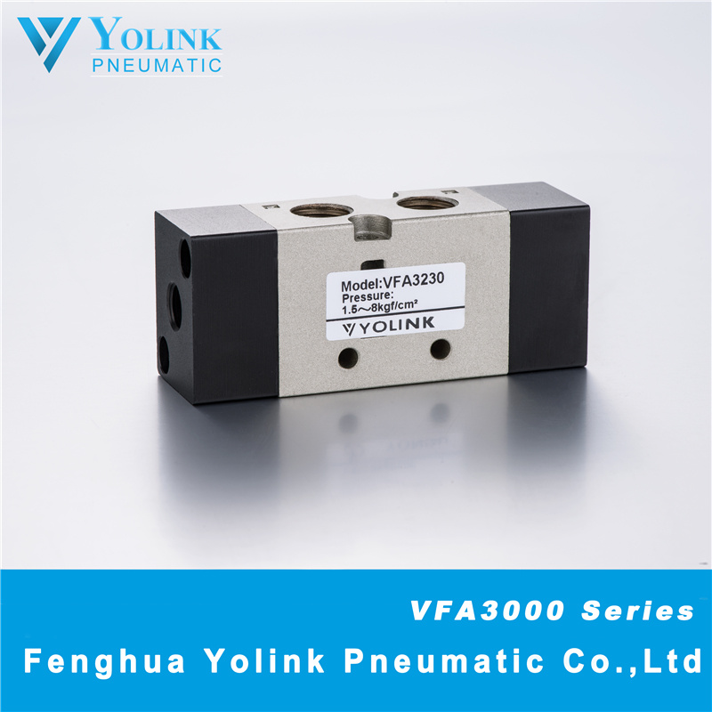 VFA3130 Series Exterior Control Pneumatic Valve