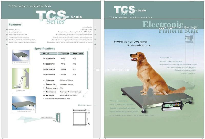 300kg Veterinary Scale/ Pet Scale