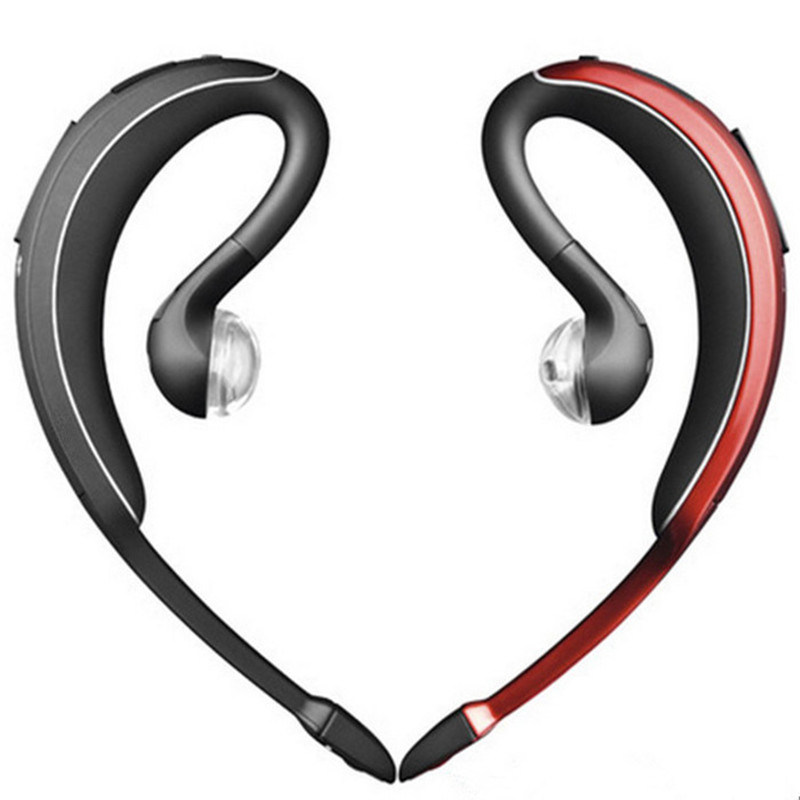 New Wireless Bluetooth Earphone Handsfree NFC Headset HD Voice Control Jabra Bluetooth Headset